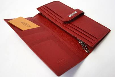 Tod's wallet