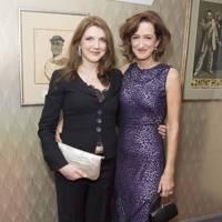 Haydn Gwynne and Charlotte Moore