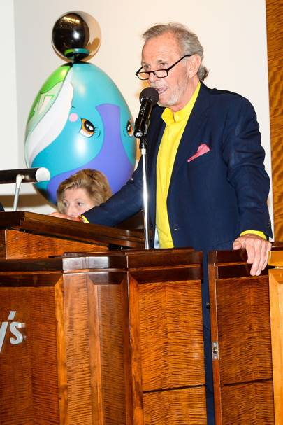 At the Fabergè Big Egg Hunt auction in 2014