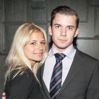 Cosima Davenport and Felix Almgren
