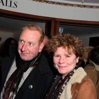 Adrian Scarborough and Imelda Staunton