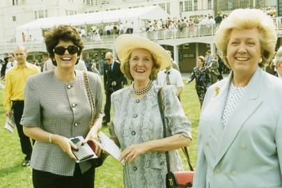 Lady Fairhaven, Lady Guthrie and Mrs John Newman