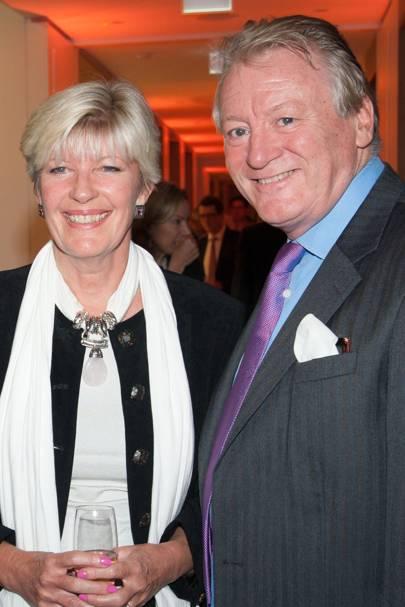 Sue Bonham and Nick Bonham