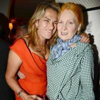Tracey Emin and Dame Vivienne Westwood
