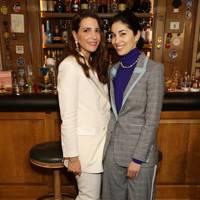 Rachil Chalhoub and Caroline Issa