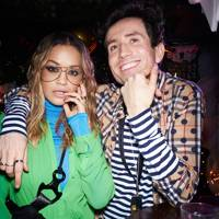 Rita Ora and Nick Grimshaw