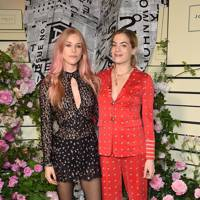 Mary Charteris and Chelsea Leyland