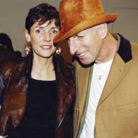 Richard Strange and Charlotte Phillips