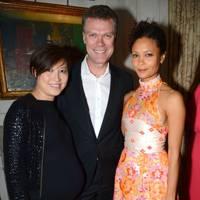 Sandra Choi, Pierre Denis and Thandie Newton