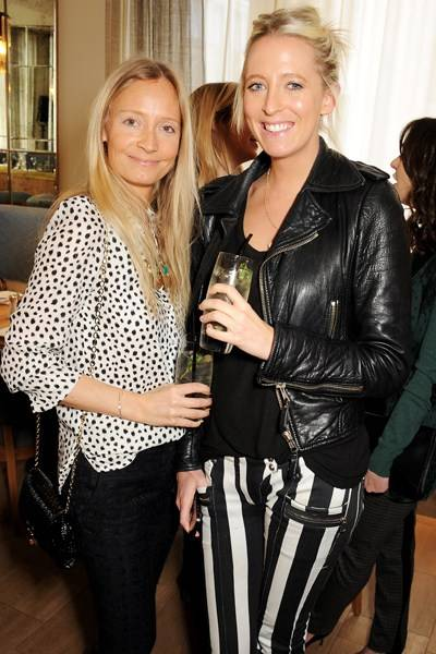 Martha Ward and Sophia Hesketh