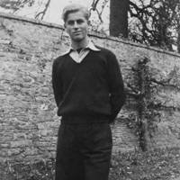 Prince Philip at Gordonstoun public school in Elgin, 1939