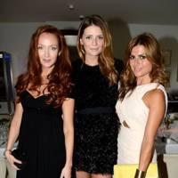 Olivia Grant, Mischa Barton and Zoe Hardman