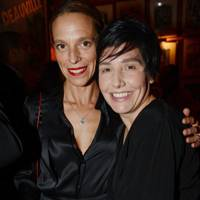 Tiphaine Chapman and Sharleen Spiteri
