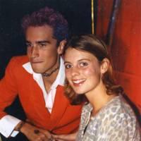 Fritz von Westonholz and Emily Watkins