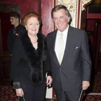 Lady Helen Wogan and Sir Terry Wogan