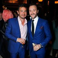 Giles Coren and Jason Atherton