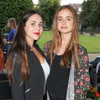 Ellie Smith and Lady Amelia Windsor