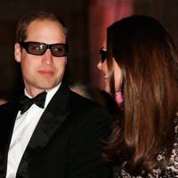 The Duke of Cambridge and the Duchess of Cambridge