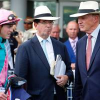 James Doyle, Lord Grimthorpe and John Gosden
