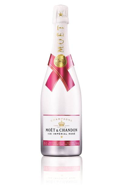 Moët Chandon Must Be Mind Readers Because They Ve Just Launched Ice Impérial Rosé Yep Actual Pink Champagne To Have On The Rocks N