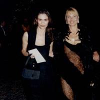 Charlotte Lewis and Princess Casimir Sayn-Wittgenstein