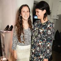 Pixie Geldof and Ashley Williams