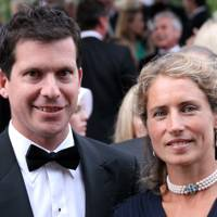 Tim Henman and Lucy Henman