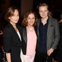Kristin Scott Thomas, Diana Quick and Jack Lowden