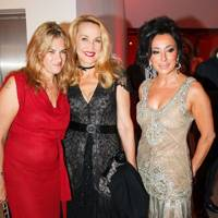Tracey Emin, Jerry Hall and Nancy Dell'Olio