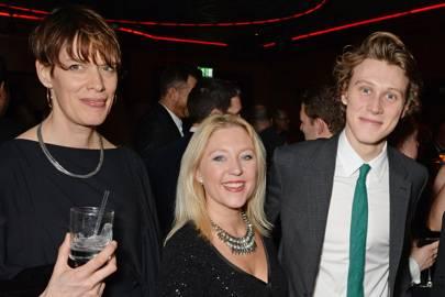 Clio Barnard, Anna Smith and George Mackay