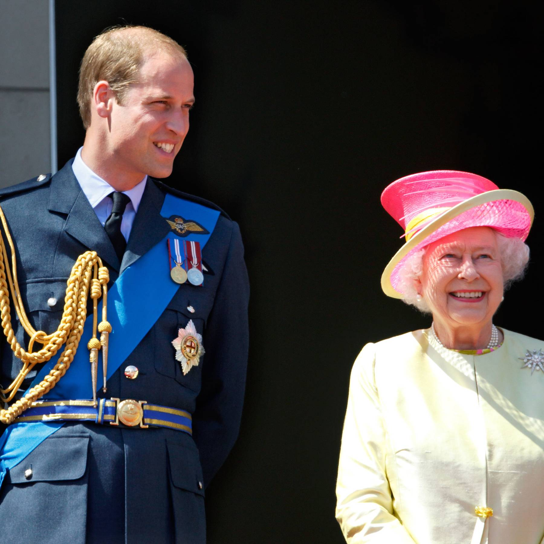 The Queen has granted Prince William a new title