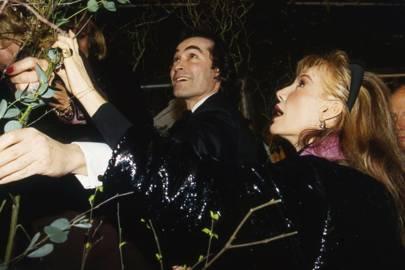 Robert Nadler and Donatella Flick