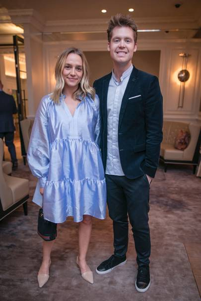 Tara and Alex Le Roux