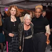 Jessie Buckley, Lady Susie Sainsbury and Noma Dumezweni