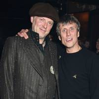Joe Corre and Bez