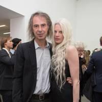 Ivor Braka and Kristen McMenamy
