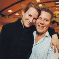 Izzy Winkler and Kristian Robson