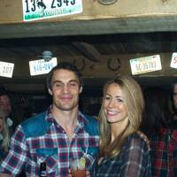 Adam Bidwell and Anneke Gilkes