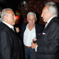 Sir Philip Green, Marshall Lester and Harold Tillman