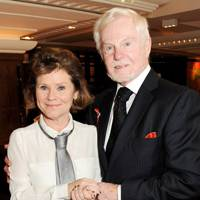Imelda Staunton and Sir Derek Jacobi