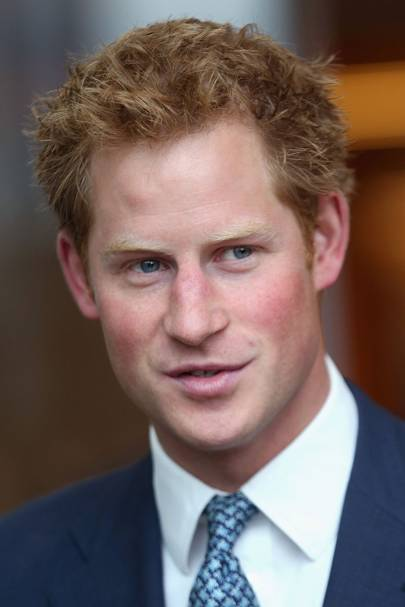 Board member of Prince Harry's charity Sentebale