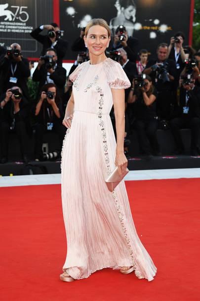 Naomi Watts at the Roma premiere