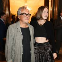 Anish Kapoor and Sophie Walker