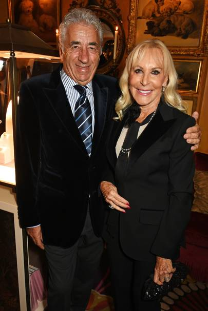 David Morris and Suzette Morris