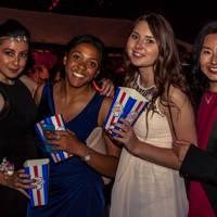 Samya Singh, Cordelia Griffith, Sian Lombard and Wenrong Li