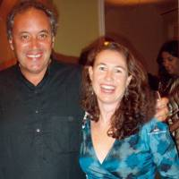 Geoffrey Dobbs and Libby Southwell