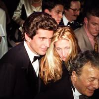 John Kennedy and Carolyn Bessette