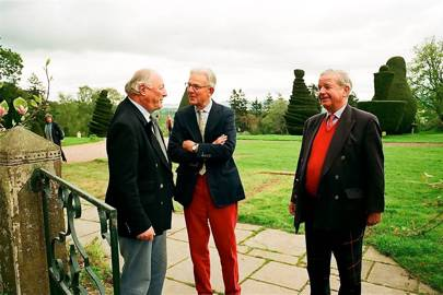Malcolm Strang Stee, Alastair Hammond Chambers and Hamish McCorquodale