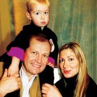 Andreas Heeschen, Max Heeschen and Mrs Andreas Heeschen