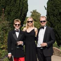 Viscount St Cyres, Sarah Gordon and George Gordon